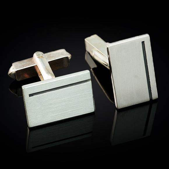 Photo of cufflinks - M&N Insurance Service